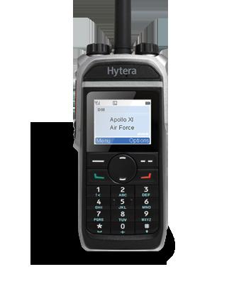 Цифровая носимая радиостанция Hytera PD-665