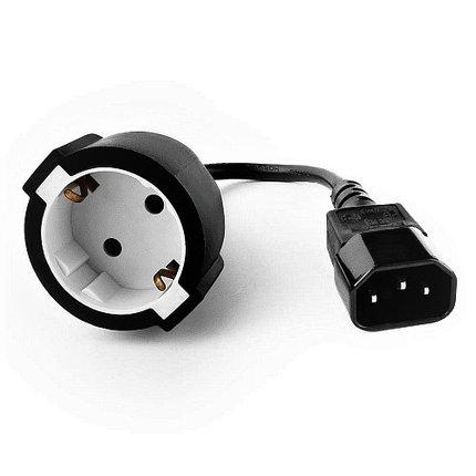 Удлинительный кабель питания Cablexpert PC-SFC14M-01, фото 2