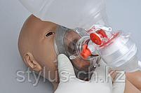 Манекен-имитатор младенца для проведения СЛР с мониторингом хода СЛР, Gaumard, S102, фото 5