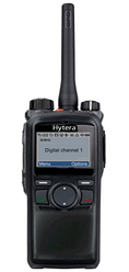 Цифровая носимая радиостанция Hytera PD-755
