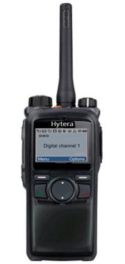 Цифровая носимая радиостанция Hytera PD-755, фото 2