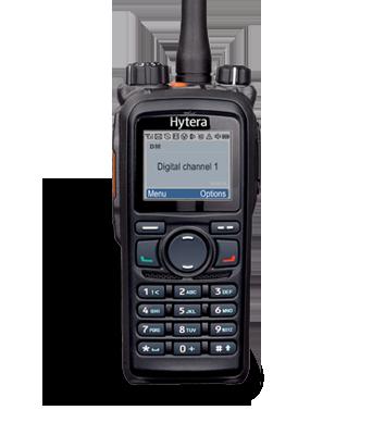 Цифровая носимая радиостанция Hytera PD-785, фото 2