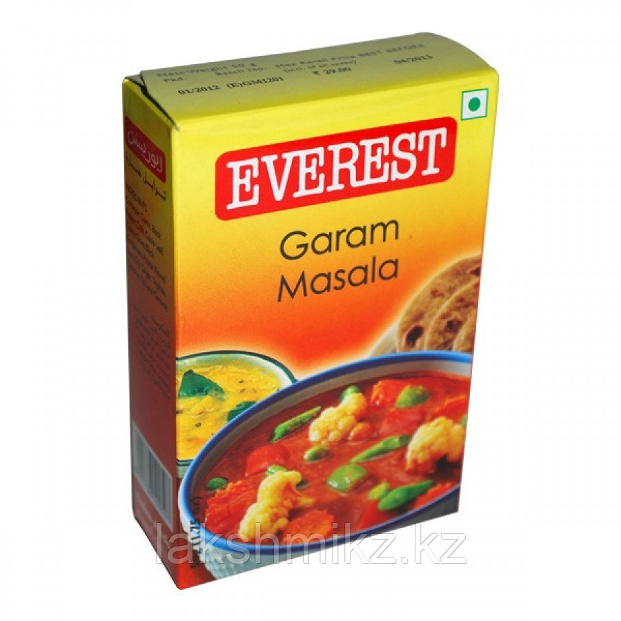 Гарам Масала, Garam Masala, Everest, 100 гр
