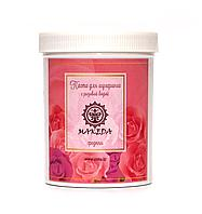 ПАСТА ДЛЯ ШУГАРИНГА с розовой водой 350 гр