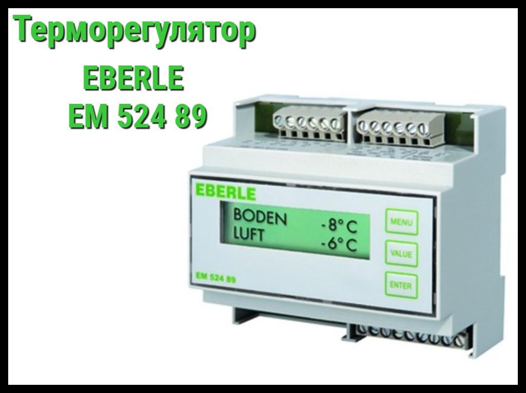 Метеостанция EBERLE ЕМ 524 89 (ESD 001 и TFD 002)