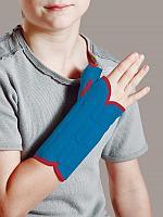Тутор для запястья с захватом большого пальца руки детский