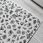 Набор слайдеров RockNail Nail Tattoo Flowers, фото 3