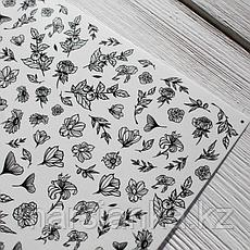 Набор слайдеров RockNail Nail Tattoo Flowers, фото 2