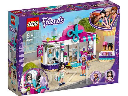 Lego Friends 41391 Парикмахерская Хартлейк Сити