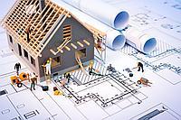Разрешение на снос старого дома и строительство нового.