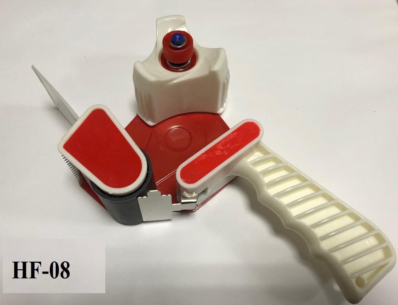 Держатель для ленты клейкой 48мм, с ручкой HF-08