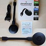Wi-Fi Miracast Адаптер CHROMECAST (Anycast,Airplay) MiraScreen, фото 2
