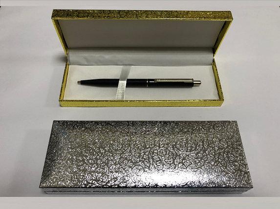 Коробка пенал для ручки (серебро), фото 2