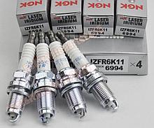 "Свеча зажигания NGK IZFR6K11 ""Laser Iridium""  Acura/ Honda 1шт."