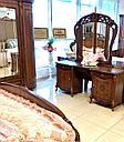 АЛЛЕГРО спальный гарнитур, 6Д орех, фото 3