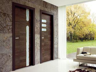 Какой цвет двери подойдет Вашему интерьеру?