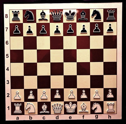 Демонстрационная шахматная доска, фото 2