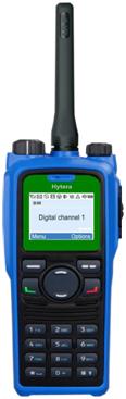 Цифровая носимая радиостанция Hytera PD-715IS, фото 2