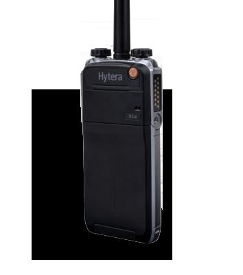 Цифровая носимая радиостанция Hytera X1E, фото 2