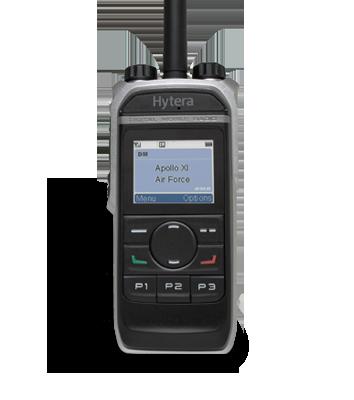 Цифровая носимая радиостанция Hytera X1p, фото 2