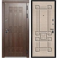 Дверь металлическая СЕНАТОР-S винорит/винорит 880х2060 мм