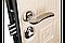 Дверь металлическая СЕНАТОР-S винорит/винорит 880х2060 мм, фото 5