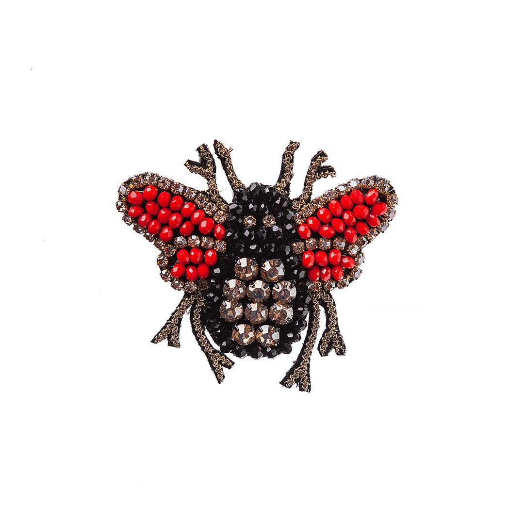 Брошь  Brosh Jewellery  ручной работы (Мульти)