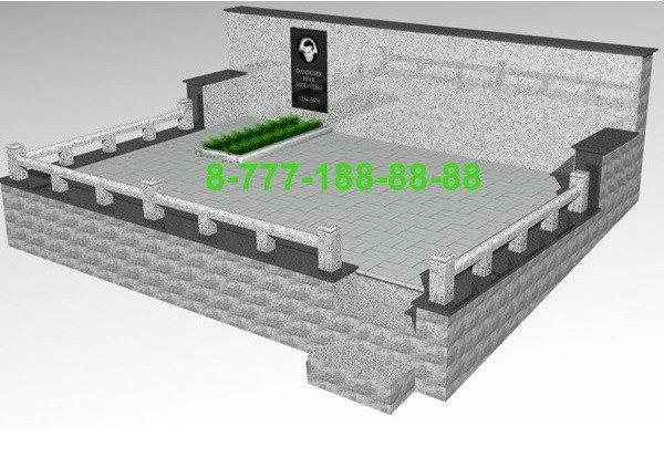 Благоустройство мест захоронения, фото 2