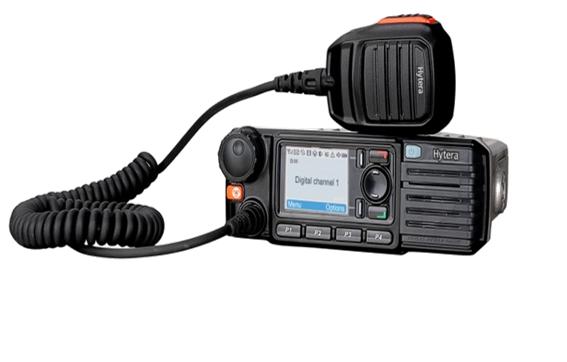 Цифровая мобильная радиостанция MD785 (i), фото 2