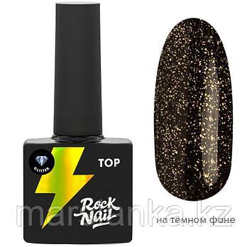 Топ Glitter RockNail, 10мл