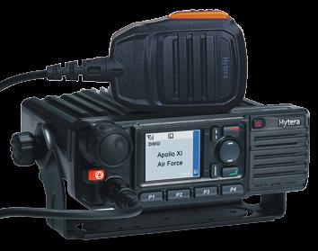 Цифровая мобильная радиостанция MD785
