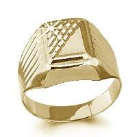 Серебряное кольцо AQUAMARINE (#578554)