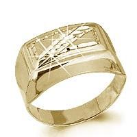 Серебряное кольцо AQUAMARINE (#578553)