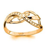 Серебряное кольцо с фианитом AQUAMARINE (#705916)