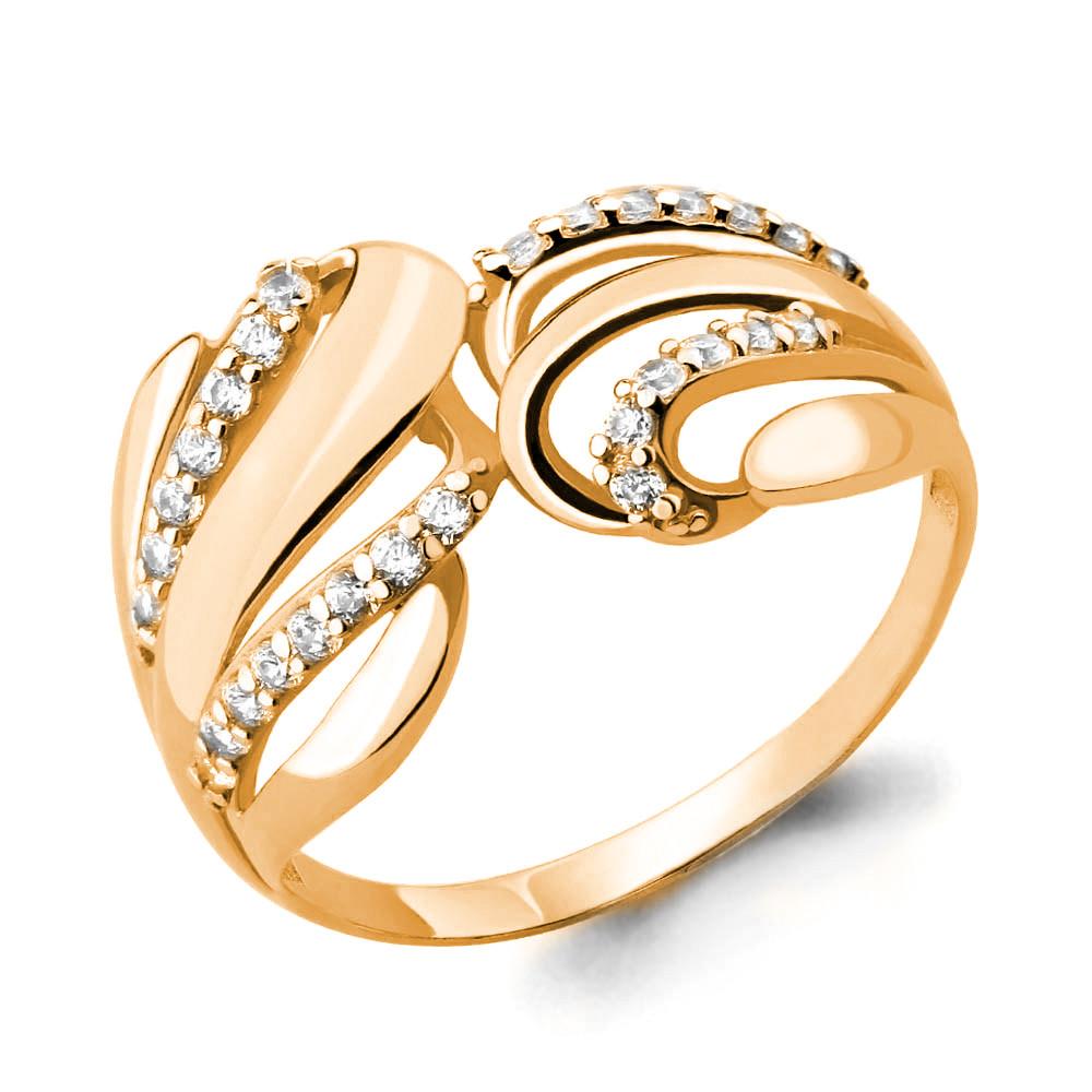 Серебряное кольцо с фианитом AQUAMARINE (#708739)