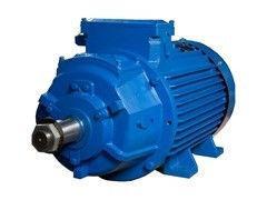 Крановый электродвигатель МТН 312-8