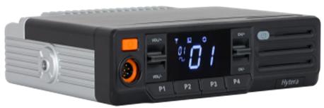 Цифровая мобильная радиостанция MD-615, фото 2