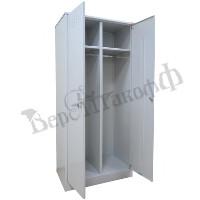 Металлический шкаф для одежды Верстакофф ШМ-22/600 из металла 0,8 мм