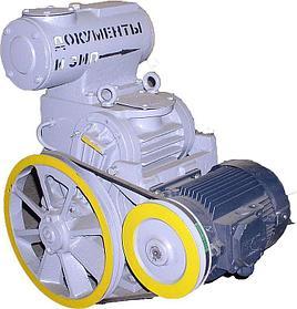 Насос вакуумный АВЗ-20Д