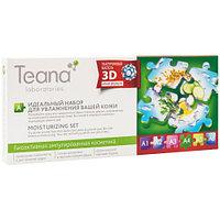 """Teana Идеальный набор для увлажнения кожи лица """"А"""", 10 ампул х 2 мл, фото 1"""