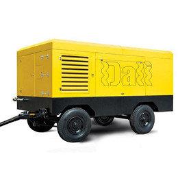Передвижной дизельный винтовой компрессор DLCY-7.5/7, SKY126LM-A