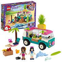 LEGO Friends 41397 Конструктор ЛЕГО Подружки Фургон-бар для приготовления сока, фото 1