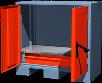 Шкаф для оснастки и инструмента ШИ-40101-