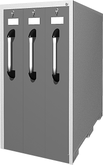 Шкаф для станочного инструмента СХ.S3/2110L