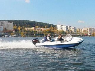 Моторные лодки - мотолодки - пластиковые лодки под мотор в Алматы