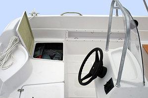 Моторная стеклопластиковая лодка Легант-400 в Алматы
