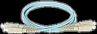 ITK FPC5004-LCU-SCU-C2L-70M  Оптический коммутационный соединительный шнур (патч-корд), MM, 50/125 (OM4), LC/UPC-SC/UPC, (Duplex), 70м