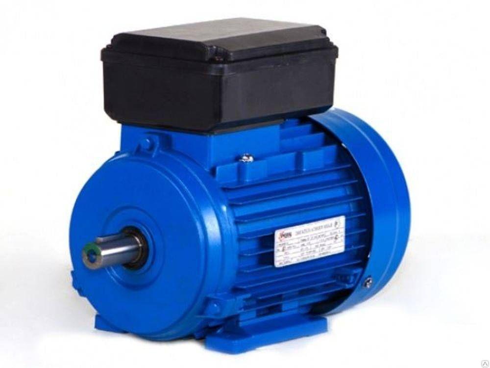 Электродвигатель однофазный (ГОСТ Р) АИРЕ 63В4(А4)