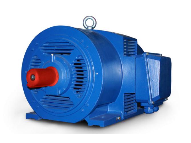 Электродвигатель пониженной высоты (IP23) 5АМН 280S8