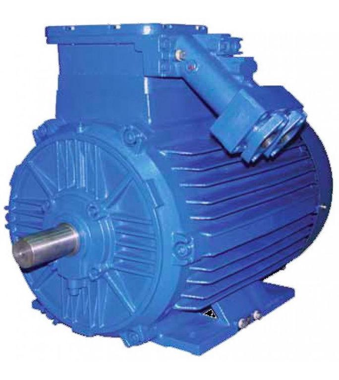 Электродвигатель рудничный ВРА 250М4